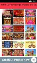 Imágen 2 de Rath Yatra Day Greetings Images and Quotes para windows