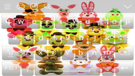 Imágen 5 de Freddy's keyboard para android