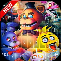 Captura de Pantalla 1 de Freddy's keyboard para android