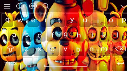 Imágen 2 de Freddy's keyboard para android