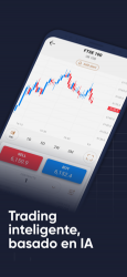 Captura de Pantalla 7 de Negocie Bitcoin - Capital.com para iphone