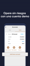 Captura 8 de Negocie Bitcoin - Capital.com para iphone
