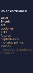Captura 2 de Negocie Bitcoin - Capital.com para iphone