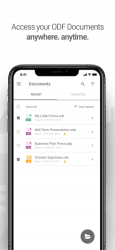 Captura 2 de LibreOffice document viewer para iphone