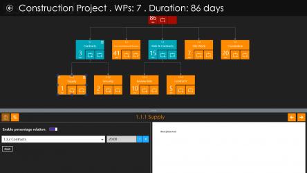 Screenshot 4 de Estimate It para windows