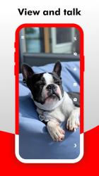 Screenshot 5 de Camy - Videovigilancia para el hogar y la oficina para android