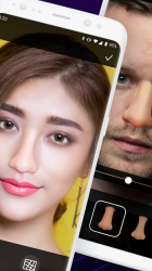 Captura de Pantalla 3 de Nose Shape AR para android