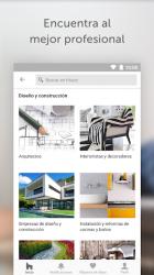 Screenshot 3 de Houzz Decoración para tu hogar para android