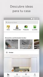 Screenshot 2 de Houzz Decoración para tu hogar para android