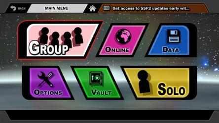 Captura de Pantalla 4 de Super Smash Flash 2 para mac