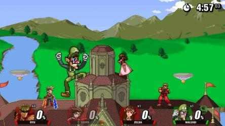 Captura de Pantalla 3 de Super Smash Flash 2 para mac