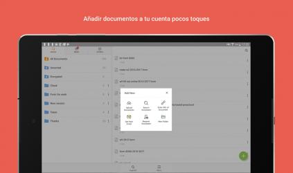 Screenshot 12 de PDFfiller: Editar, Firmar y Rellenar PDF para android