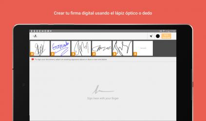 Imágen 11 de PDFfiller: Editar, Firmar y Rellenar PDF para android