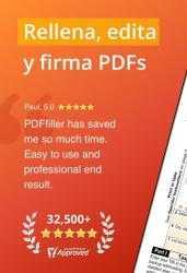 Imágen 2 de PDFfiller: Editar, Firmar y Rellenar PDF para android