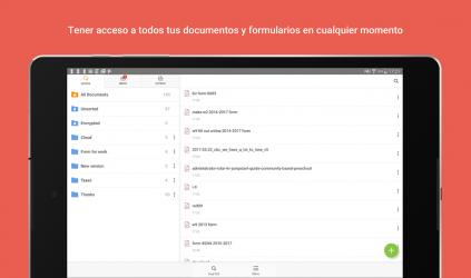 Captura 7 de PDFfiller: Editar, Firmar y Rellenar PDF para android