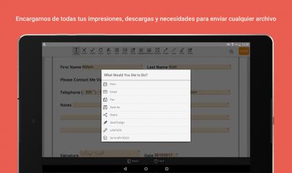 Captura 8 de PDFfiller: Editar, Firmar y Rellenar PDF para android