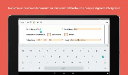 Captura 10 de PDFfiller: Editar, Firmar y Rellenar PDF para android