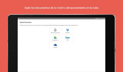 Captura 13 de PDFfiller: Editar, Firmar y Rellenar PDF para android