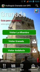 Imágen 2 de Audioguia Granada con GPS para android
