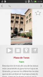 Captura 6 de Audioguia Granada con GPS para android