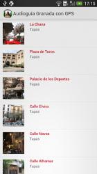 Imágen 8 de Audioguia Granada con GPS para android
