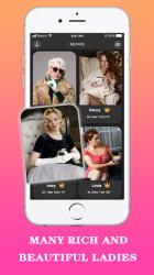Captura de Pantalla 3 de Cougar:  Sugar Momma Dating And Cougar Dating para android