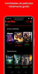 Captura 2 de Garflix - peliculas gratis en español para android