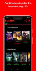 Captura 4 de Garflix - peliculas gratis en español para android