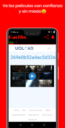 Screenshot 3 de Garflix - peliculas gratis en español para android