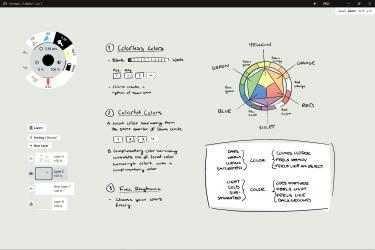 Screenshot 1 de Concepts para windows