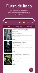 Screenshot 5 de Booknet - Libros electrónicos para android
