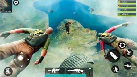 Captura 5 de Battle Combat Strike (BCS) - juegos de disparos para android