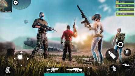 Captura 4 de Battle Combat Strike (BCS) - juegos de disparos para android