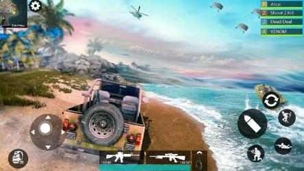 Captura de Pantalla 11 de Battle Combat Strike (BCS) - juegos de disparos para android