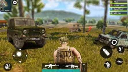Captura de Pantalla 8 de Battle Combat Strike (BCS) - juegos de disparos para android