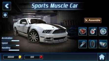Screenshot 3 de Simulador de conducción  y estacionamiento para android