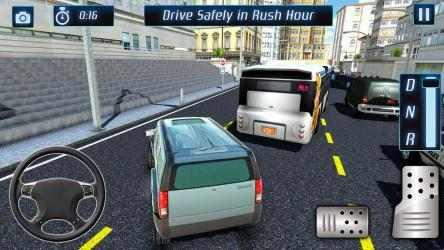 Screenshot 6 de Simulador de conducción  y estacionamiento para android