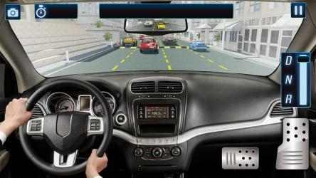 Captura de Pantalla 2 de Simulador de conducción  y estacionamiento para android