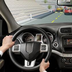 Captura 1 de Simulador de conducción  y estacionamiento para android