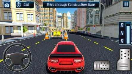 Captura de Pantalla 10 de Simulador de conducción  y estacionamiento para android