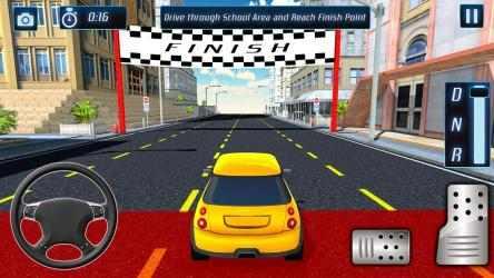 Screenshot 5 de Simulador de conducción  y estacionamiento para android