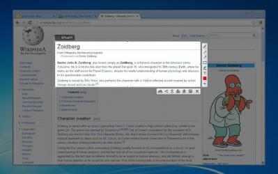 Captura de Pantalla 3 de LightShot para windows