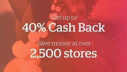 Screenshot 1 de Rakuten: Get Cash Back For Shopping para windows