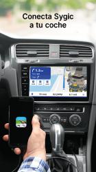 Captura 8 de Sygic GPS Navigation & Offline Maps para android