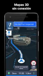Captura 5 de Sygic GPS Navigation & Offline Maps para android