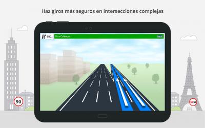Captura de Pantalla 14 de Sygic GPS Navigation & Offline Maps para android