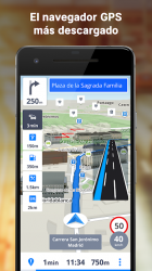 Imágen 2 de Sygic GPS Navigation & Offline Maps para android