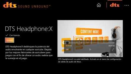 Imágen 8 de DTS Sound Unbound para windows