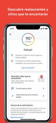 Imágen 2 de Google Maps - rutas y comida para iphone