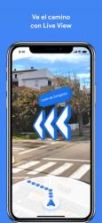 Imágen 5 de Google Maps - rutas y comida para iphone